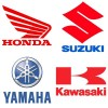 バイクメーカーのそれぞれの特徴【国内】